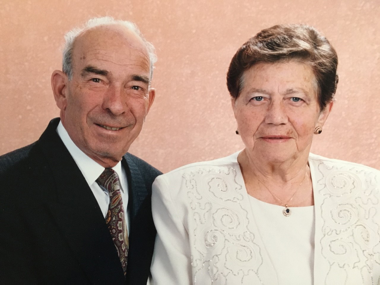 Angelo and Lucia Di Turi